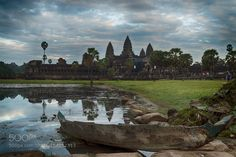 Popular on 500px : Angkor wat Cambodia by enryba