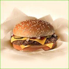 cheeseburgers | ... sindsdien worden overal ter wereld cheeseburgers gegeten zo ook op
