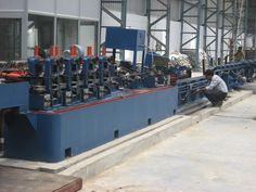 Nirmal Overseas is offering you best tube mill with the effective quality of manufacturing features. As everyone is aware of this, the tube is used for the manufacturing of tube and pipes. Nirmal overseas is one of the best leading manufacturing industries with an expert team of engineers. If you are requiring a smoothly running tube mill machine with advanced features contact to Nirmal overseas ltd