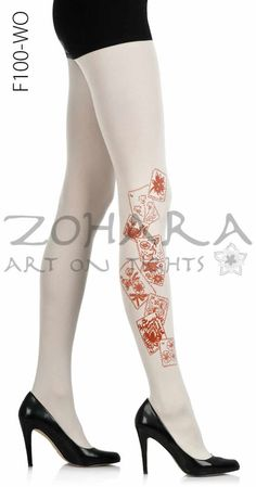 Stamp Tights