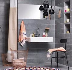 Bathroom Grey
