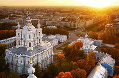 San Petersburgo, el mejor destino de Europa