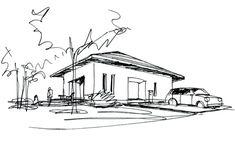 建築パースのガイダンス|建築パースのパース110番