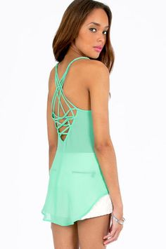 Tracy Back Tank Top $44  http://www.tobi.com/product/50332-tobi-tracy-back-tank-top?color_id=67395_medium=email_source=new_campaign=2013-05-06