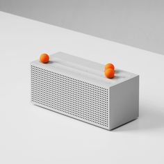ㅈy Inspiration — via :. Cube Furniture, Radio Design, Metal Bending, Simple Shapes, Interface Design, Industrial Design, Design Trends, Modern Design, Cool Designs