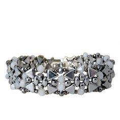 Schéma bracelet Clara par Puca® (Gratuit)