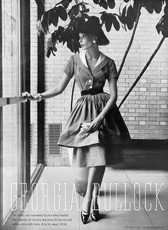 Vogue, May 1, 1959 | flickr skorver1