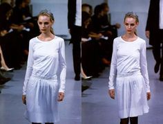 Amy Wesson @ Helmut Lang F/W 1997