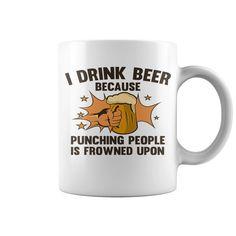 I Drink Beer1 Hot Mugs  coffee mug, papa mug, cool mugs, funny coffee mugs, coffee mug funny, mug gift, #mugs #ideas #gift #mugcoffee #coolmug