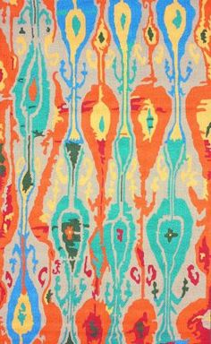 Rugs USA Homespun HK84 Ikat Multi Rug. $872, 65 % off. also seen at overstock for less