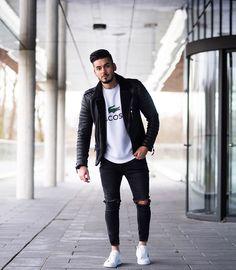 mode homme jeune