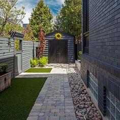 landscape design small side yard