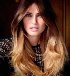 Brazilian 100% Remy Human Hair Wigs Ombre Blonde Wavy Lace Front Full Lace Wigs