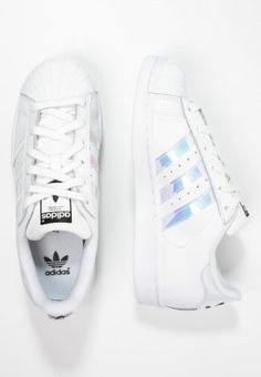 adidas superstar white white metallic silver
