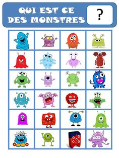 23 Clever DIY Christmas Decoration Ideas By Crafty Panda Language Activities, Activities For Kids, Class Dojo, French Classroom, French Lessons, Monster Party, Teaching French, Art For Kids, Literacy