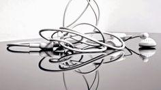 || How to Untangle Headphone Cords || makingsmilesonline.com/ || #makingsmilesonline #acwallcharger #dccarcharger #carcharger #iphonecharger #smartphonecharger #amazon #iphone #smartphone
