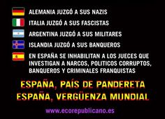 España país de pandereta. #España #MarcaEspaña #MarcaEspana #vergüenza #verguenza #Spain