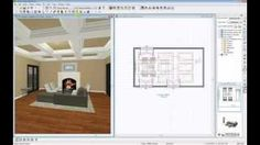 Chief Architect - ceiling demo