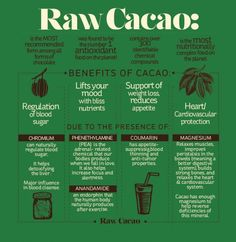 love using Cacao. Check out these great benefits of using cacao. This website also give you a recipe for Cacao Body Butter. 21 Fantastic Benefits of Cacao A Powerful Raw Chocolate Superfood Calendula Benefits, Matcha Benefits, Lemon Benefits, Coconut Health Benefits, Cacao Cru, Le Cacao, Cacao Nibs, Tomato Nutrition, Milk Nutrition