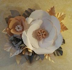 Altra tela fiori 3D da me creata