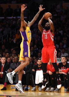 c40e90bbd64 Houston Rockets v Los Angeles Lakers. Brandon IngramJames ...