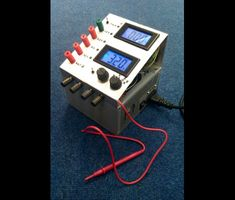 ATX psu turned into an adjustable voltage bench supply | Hackaday