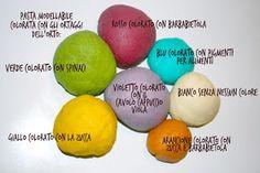 ORTOBELLO ROAD: Come fare il BIO Didò (pasta modellabile) con i colori naturali dell'orto.