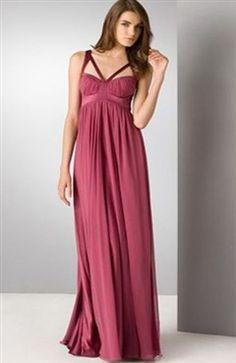 Empire Floor-length Sleeveless Chiffon Homecoming #Dress Style Code: 02495 $99