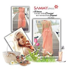 """""""SAMMYdress III-19"""" by marinadusanic ❤ liked on Polyvore featuring Chanel, Arco and sammydress"""