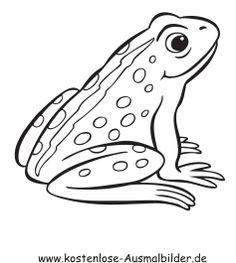 ausmalbilder tiere kostenlos 02 | Basteln | Ausmalbilder ...