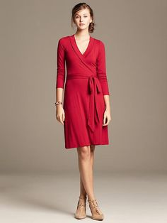 Gemma Wrap Dress Product Image