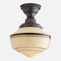 Northwestern Surface Mount Light Fixture | Schoolhouse Electric & Supply Co.