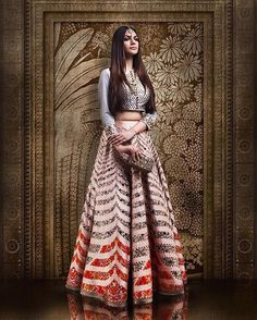 For the style savvy bride who is soon to embark on their wedding shopping journey; we have listed the 'must visit' bridal stores in New Delhi for you! Link in bio for all the details. And yes, made the cut ; Indian Attire, Indian Ethnic Wear, Indian Style, Indian Wedding Outfits, Indian Outfits, Indian Weddings, India Fashion, Asian Fashion, Ethnic Fashion