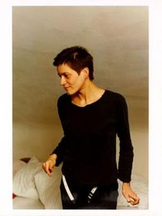 Alex, from Portrait series  1997  Wolfgang Tillmans
