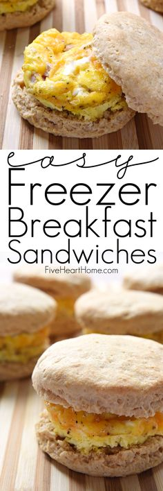 Easy Freezer Breakfa
