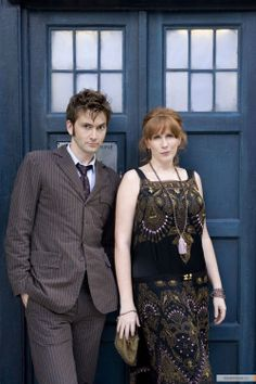 10th Doctor & Donna Noble