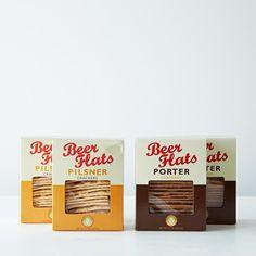 Pilsner & Porter Crackers (4 Boxes)