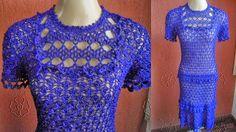 Miss Flor Croche: vestido Madallany
