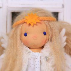Barbaras Blumenkinder und Puppen Welt: Himmelskind Mila-Leilani