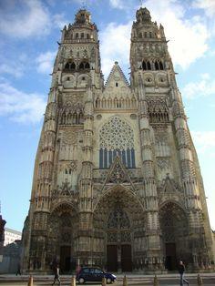 Catedral Saint-Gatien de Tours