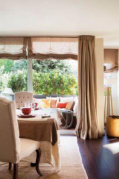 Best Of Living Room Window Ideas . 25 Home Design Windows Seaket Com Home Curtains, Curtains Living, Living Room Windows, Curtains With Blinds, House Frame Bed, Interior Decorating, Interior Design, Cuisines Design, Soft Furnishings