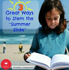 3 useful, fun and FREE ways to keep kids learning all summer long.