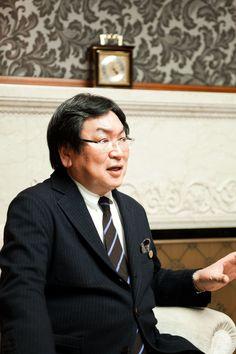 和光・安達辰彦社長--積極的に外に出る銀座4丁目のシンボル【銀座を聞く・トップインタビュー】 | PHOTO(2/4) | FASHION HEADLINE