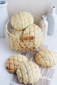 vivianに学ぶ季節のパンとお菓子「サクサクお店のメロンパン」 | お菓子・パンのレシピや作り方【corecle*コレクル】