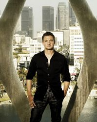 Jeremy Renner for Flaunt Magazine