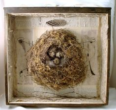 Spring Decorating– 20 Ideas for Bird Nest Decor - Creations by Kara