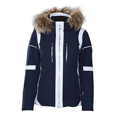 Descente Layla Insulated Ski Jacket Womens ** You can find more details by visiting the image link.