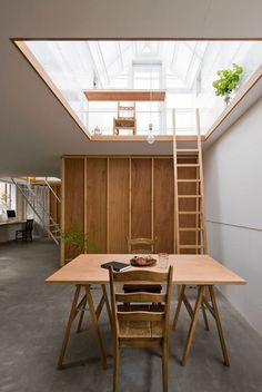 Yo Shimada's Greenhouse Inspired Japanese Houses | Daily Whatnot
