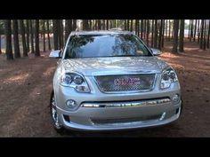 2011 GMC Acadia Denali AWD, Walkaround