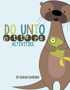 Unto Otters [Back to School] Book Companion {Back to School Activity} Do Unto OttersCompanion Companion may refer to: . Elementary School Counseling, School Social Work, School Counselor, Elementary Schools, Counseling Activities, Group Counseling, Social Skills For Kids, Beginning Of School, Sunday School